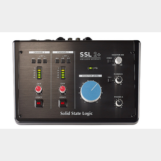Solid State Logic(SSL)SSL2+