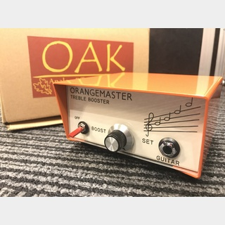 OAK ORANGE MASTER TREBLE BOOSTER