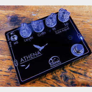 Vivie ATHENA/Tube Analyzed Distortion