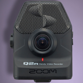 ZOOM Q2N【ステレオマイク】【Handy Video Recorder】