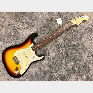 Fender Made in Japan Traditional 60s Stratocaster 3-Color Sunburst 【2020年製】【日本製】