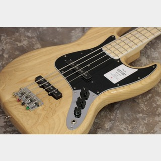 Fender Made in Japan Traditional 70s Jazz Bass Maple Natural フェンダー 【S/N 20008405】【池袋店】