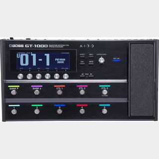 BOSS GT-1000 Guitar Effects Processor 1台限り新品即日出荷OK!