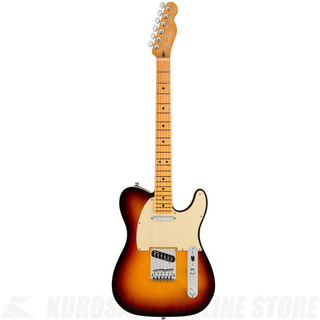 Fender American Ultra Telecaster,Maple Fingerboard,Ultraburst【小物セットプレゼント!】