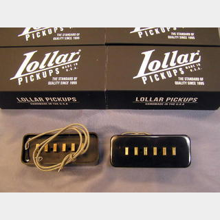 LOLLAR PICKUPS P-90 Staple Pickup / Gold Pole Piece / Bridge