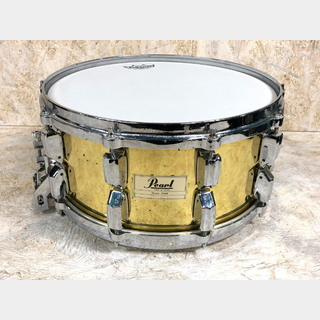 PearlBrass Shell Snare