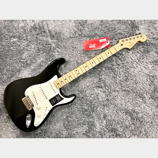 Fender Player Stratocaster Black / Maple【2020年製】