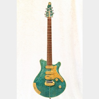 Jersey Girl Homemade Guitars Coota - soda
