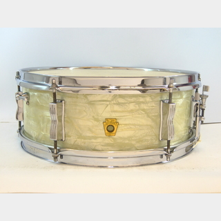 Ludwig 【海外買付品】【ヴィンテージ】1965~66s Pioneer Snare White Marine Pearl #119025【送料無料】