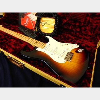 Fender Custom Shop 60th Anniversary1954 Stratocaster n.o.s 2tone-sunburst  2014