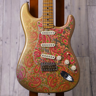 Fender Custom Shop Master Built 1969 Stratocaster Relic by Dale Wiilson -Gold Paisley - 【Spec Piece】