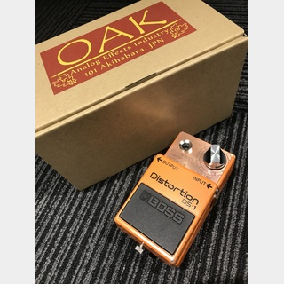 OAK DS-1 REBOOT SUBPOP DISTORTION