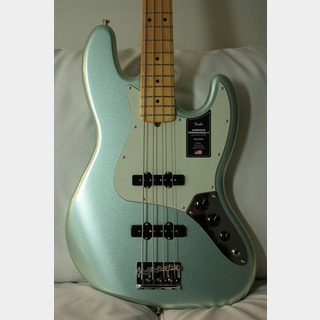 Fender 【NEW!!】American Professional II Jazz Bass -Mystic Surf Green-