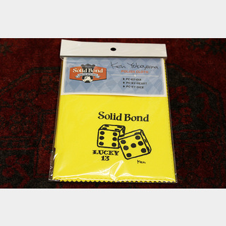 Solid Bond Polish Cloth Dice / PC-KY-DICE