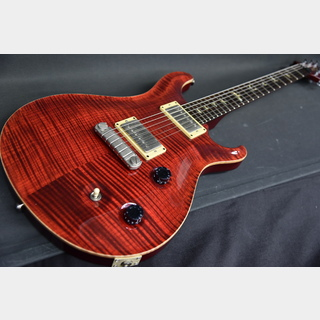 Paul Reed Smith(PRS) Custom 22 10 Top Black Cherry