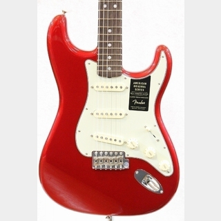 FenderAmerican Original 60s Stratocaster / Candy Apple Red★生産完了品!最終特価★