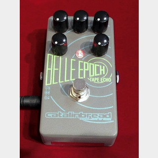 catalinbread Belle Epoch 【Echoplex EP-3を再現】
