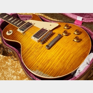 Gibson Custom Shop 【G'club Shibuya Modified】Custom Shop True Historic 1960 Les Paul Reissue Aged Lemon Drop