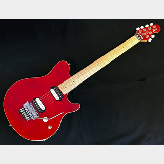 Sterling by MUSIC MAN AX40 Translucent Red /Maple