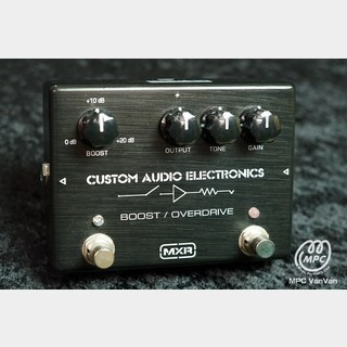 MXRMC402 Boost/Overdrive