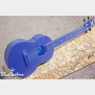 OUTDOOR UKULELE Tenor - Blue Nickel