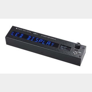 Free The Tone LDP-1[12-DIGIT LED DISPLAY]【12月13日発売予定】