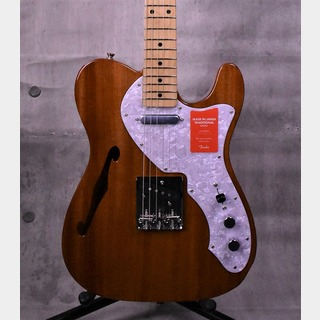 Fender Made in Japan Traditional '69 Telecaster Thinline -Natural-