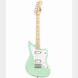 Squier by Fender Mini Jazzmaster HH Maple Fingerboard Surf Green