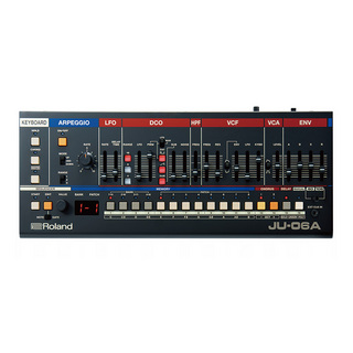 Roland JU-06A[Boutique Series]【完全台数限定・USBアダプターセットプレゼント!】