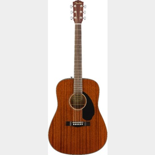 Fender Acoustics CD-60S Dreadnaught All Mahogany 【即納できます!】