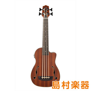 KALA UBASS-JYMN-FS ウクレレベース JOURNEYMAN ACOUSTIC-ELECTRIC U BASS WITH F-HOLES