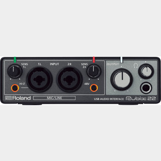 Roland Rubix22 USB Audio Interface 【即日出荷可能!】
