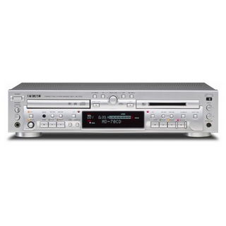 TEAC MD-70CDシルバー