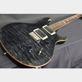 Paul Reed Smith(PRS) SE CUSTOM 24 QUILT MAPLE LIMITED GLAY BLACK