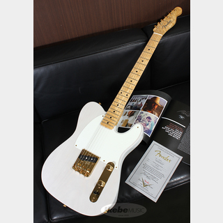 Fender Custom ShopFounders Design Designed by Michael Stevens Esquire 4A Birds Eye Maple Neck Sassafrass Body WBL