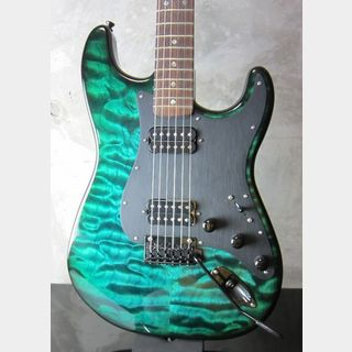 RS Guitarworks Old Friend Contour Hot Rod (Elite) / Ocean Burst