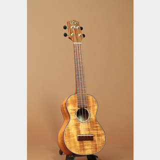 URABE UKULELE(占部) M-46 Hawaiian Koa Medium