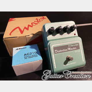 "Maxon DS-830【Distortion Master】w/Original Box & 9V Adapter ""Clean Condition!!"""