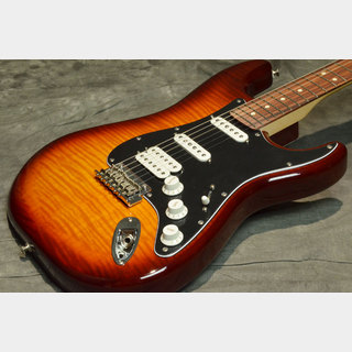 Fender Player Series Stratocaster HSS Plus Top Tobacco Burst Pau Ferro Fingerborad フェンダー 【横浜店】