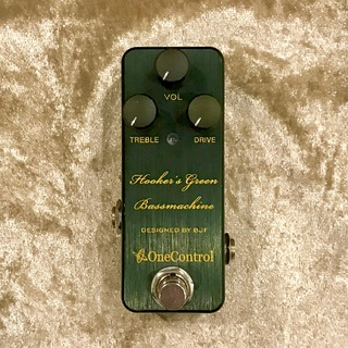 ONE CONTROLHooker's Green Bass Machine【USED】