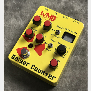 WMD GEIGER COUNTER DIGITAL DISTRUCTION【新宿店】