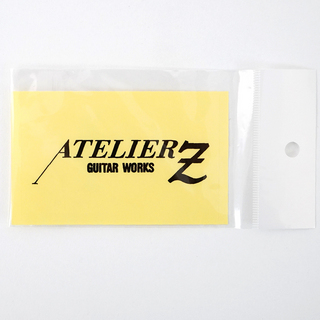ATELIER Z LOGO Sticker ロゴステッカー