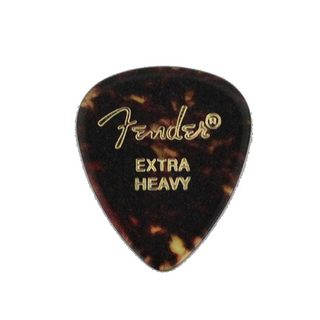 Fender 451 Shape Picks Shell Extra Heavy ピック×36枚