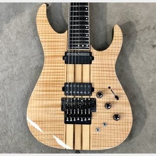 SCHECTER AD-BS-EL-7-FR/SN Gloss Natural 【USED】サスティニアック付!人気モデル!