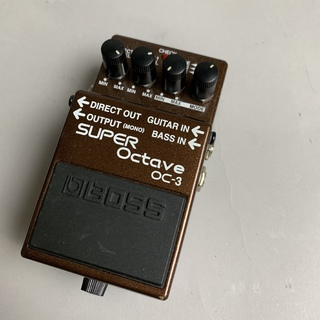 BOSS SUPER Octave OC-3 オクターバー