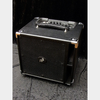 Phil Jones Bass Suitcase Compact -Black- 【Webショップ限定】