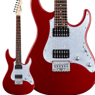 GrassRoots G-SN-45DX Metallic Red エレキギター G-SNシリーズ