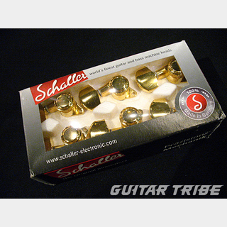 Schaller M6 Locking 3/3 Gold