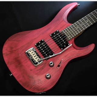 Aria Pro II MAC-DLX / STRD(Stained Red) 【特価品!!】