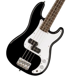 Squier by Fender Mini Precision Bass Laurel Fingerboard Black スクワイヤー【新宿店】
